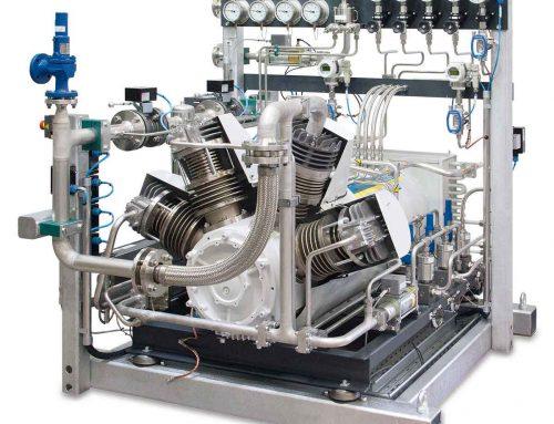 HAUG.Sirius NanoLoc – презентация новой безмасляной компрессорной станции высокого давления