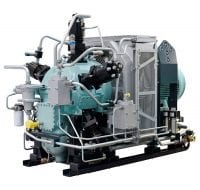 Прошла презентация нового компрессора «Orkan» от компании «Sauer Compressors».